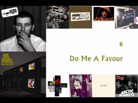 Top 15 Songs - Arctic Monkeys