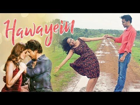 Hawayein Refix - Jab Harry Met Sejal   Arijit Singh   Cover By Subodh