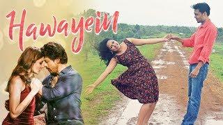 Hawayein refix | cover subodh thakar jab harry met sejal arijit singh srk guitar acoustic unplugged remix ...