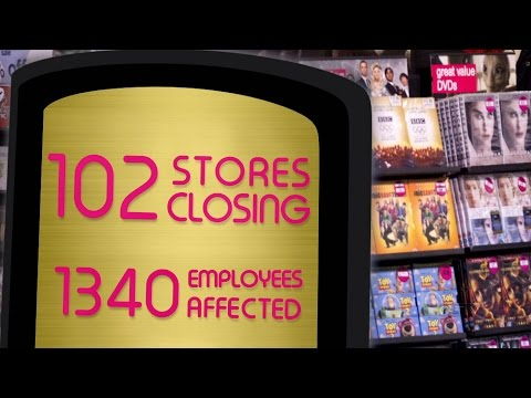 End of an era: HMV closing stores amid digital revolution Mp3