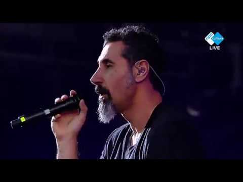 System Of A Down - Pinkpop 2017 (Full Show)