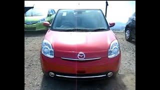 Mazda Verisa 2010 года