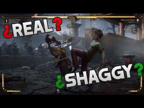 ¿Gameplay de Shaggy en Mortal Kombat? ¿DLC?| Hablemos de Shaggy | Mr. Kolinz thumbnail