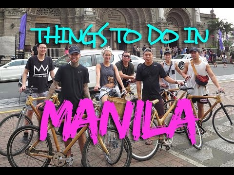 Things to do in Manila - 2 Days