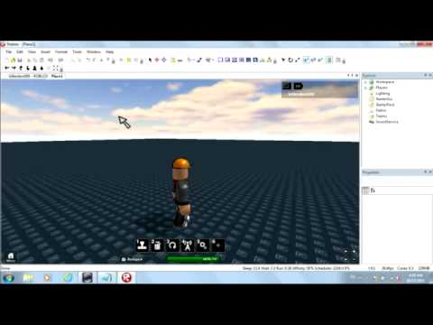 how to put admin commands in your roblox game