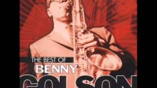 """Benny Golson """"I Didn"""