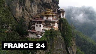 A quoi ressemble le Bhoutan ? Découvrez grâce à Google ce pays isolé du monde