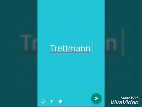 Trettmann  knöcheltief