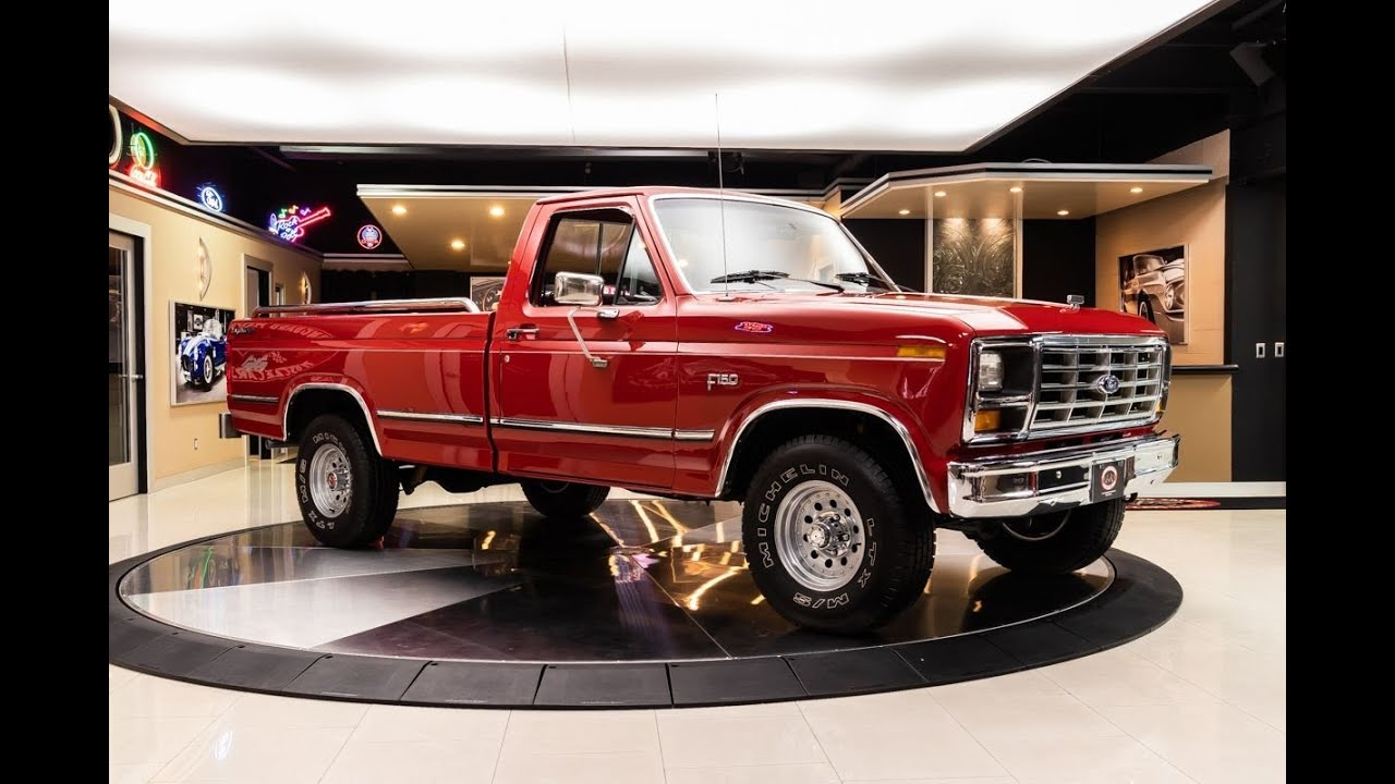 1981 Ford F 150 For Sale Youtube