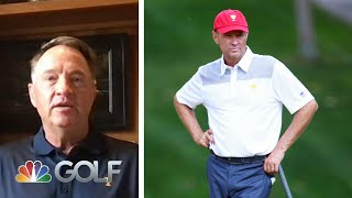 Davis Love III pursuing continuity as U.S. Presidents Cup team captain | Golf Today | Golf Channel