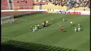 Bolivia  vs  brasil  brazil  2 1  eliminatoria  South  America  World  Cup  Qualifying  Qualifiers  FIFA  European  2010  show  soccer  goal  gol  goals  gols  messi  kaka  11 10 2009