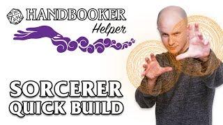 Handbooker Helper: Sorcerer (Quick Build)