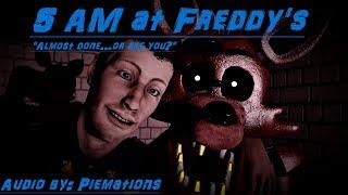 Video [SFM FNaF] 5 AM at Freddy's download MP3, 3GP, MP4, WEBM, AVI, FLV Oktober 2018