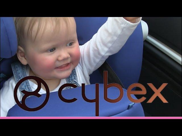 Cybex Pallas M Fix Brand Safety Video Direct2mum Youtube