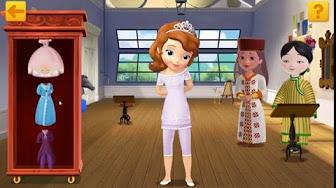 Juegos De La Princesa Sofia Disney Junior Youtube