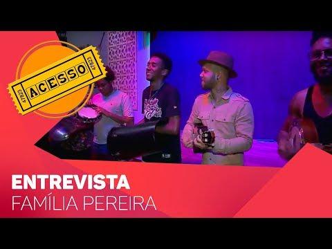 Acesso entrevista Família Pereira - TV SOROCABA/SBT