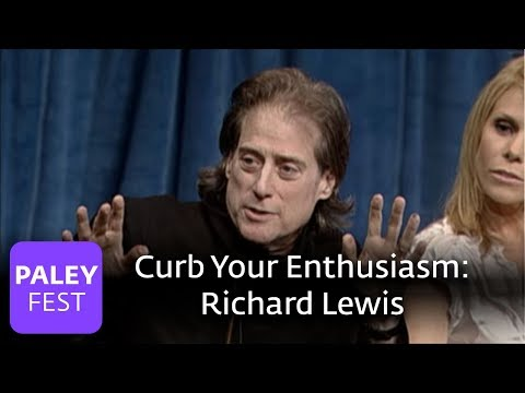 Curb Your Enthusiasm - Richard Lewis (Paley Center Interview)