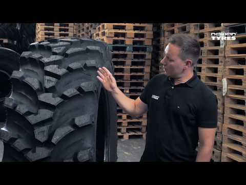 Nokian Ground King - Tire for modern contracting + all-purpose tractors