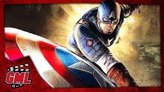 CAPTAIN AMERICA Super Soldat fr - FILM JEU COMPLET