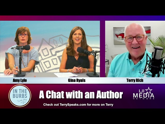 Terry Rich on In The Burbs TV Discusses Lottery Scam