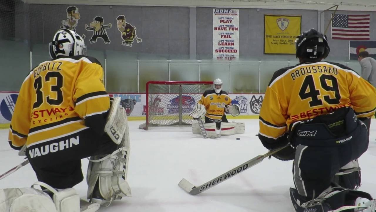 Mountain High Hockey Goalie Camp Videos