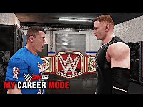 "WWE 2K18 My Career Mode - ""YOUR NEW UNIVERSAL CHAMPION"" Fastlane PPV ft. The Rock, Samoa Joe & More"