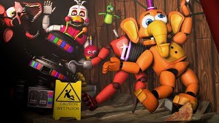 [FNAF/SFM] BEST FNAF FAIL FUNNY COMPILATION!! - (FNAF6/FFPS Part 1)