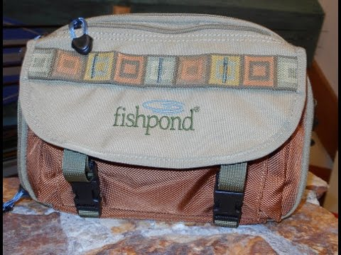 A Review Of The Fishpond Blue River Chest Pack