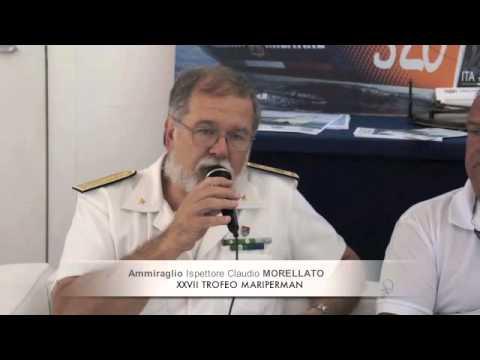 XXVII Trofeo Mariperman con Ammiraglio Morellato