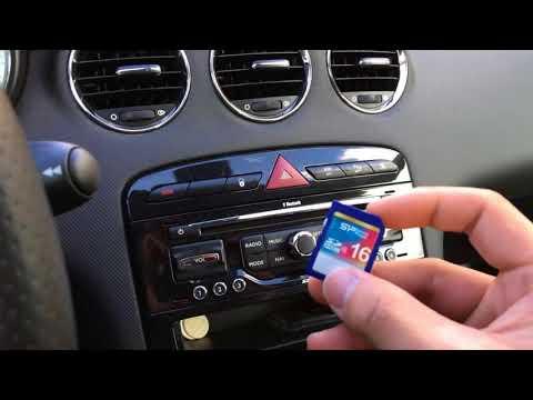 Aggiornamento Firmware RNEG 50.03 R50b Per MyWay E WipNav (Citroën-Peugeot)