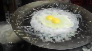 Egg Ghotala Street Food INDIA(Surat)