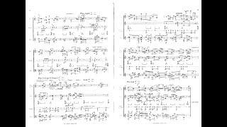 Pierre Boulez - Le Marteau sans Maître (Audio + Full Score)