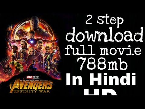 Download How to Download Avenger Infinity War in Hindi (Full HD)   Avenger Infinity War  by Tech MN