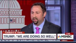 Chuck Todd Schools Trump Staffer Jason Miller On Online Polls