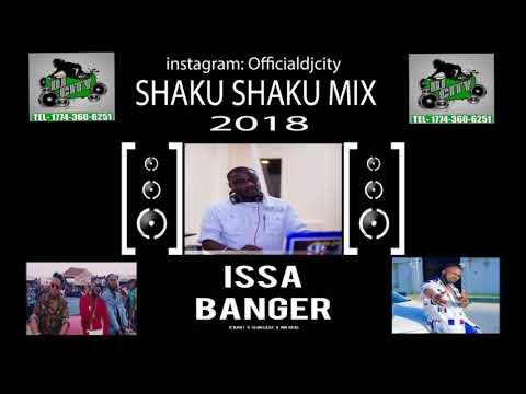 SHAKU SHAKU MIX 2018 FT Tiwa Savage x Reminisce x Slimcase x DJ Enimoney x Oshosondi x Davido -Ocube