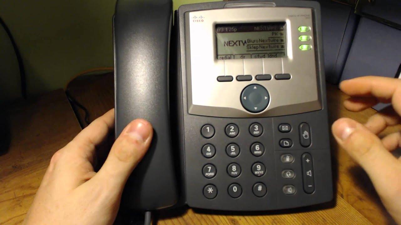 Prezentacja Telefonu VoIP Cisco SPA303 by Extreme-WiFi