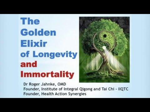 Secret Elixir of Longevity and Immortality- Dr. Roger Jahnke