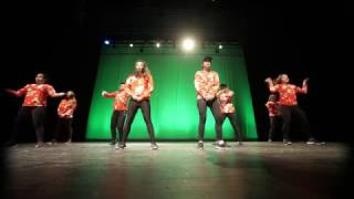 Hip Hop ConnXion Indiana :: THE ONE 2017 Urban Dance Showcase (Watch in 720p or higher)
