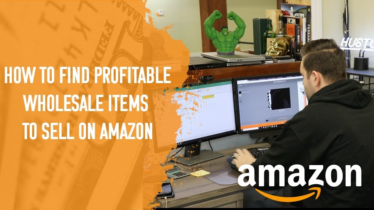 HOW TO FIND PROFITABLE PRODUCTS TO SELL ON AMAZON IN 2018 (WHOLESALE EDITION)
