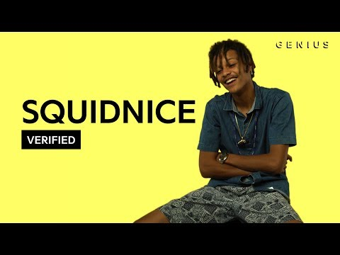 """SquidNice """"Trap By My Lonely"""" Official Lyrics & Meaning 
