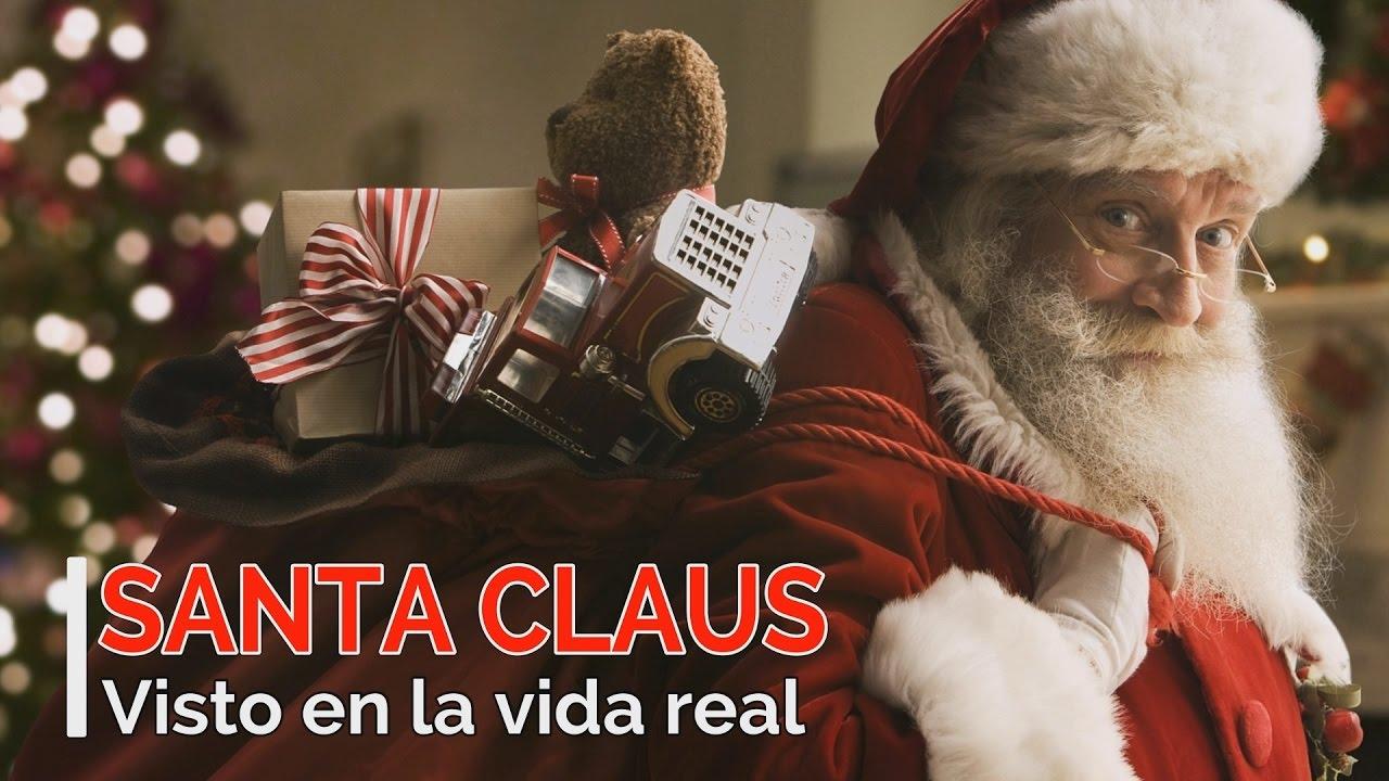 Uncategorized Imagenes Santa Claus de santa claus noel en la vida real youtube real