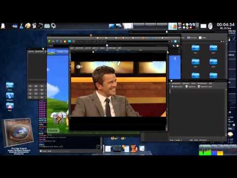 Ubuntu Linux 3d Desktop Cube Compiz Fusion Full Hd 1080p