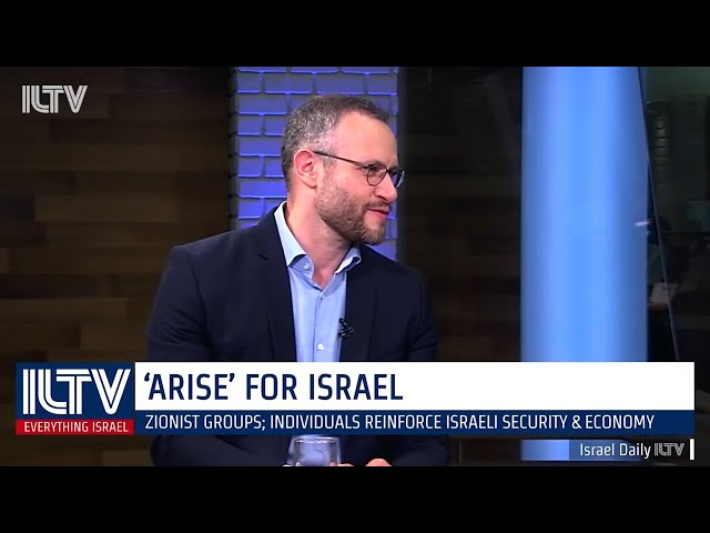 ARISE Conference | Calev Myers at ILTV