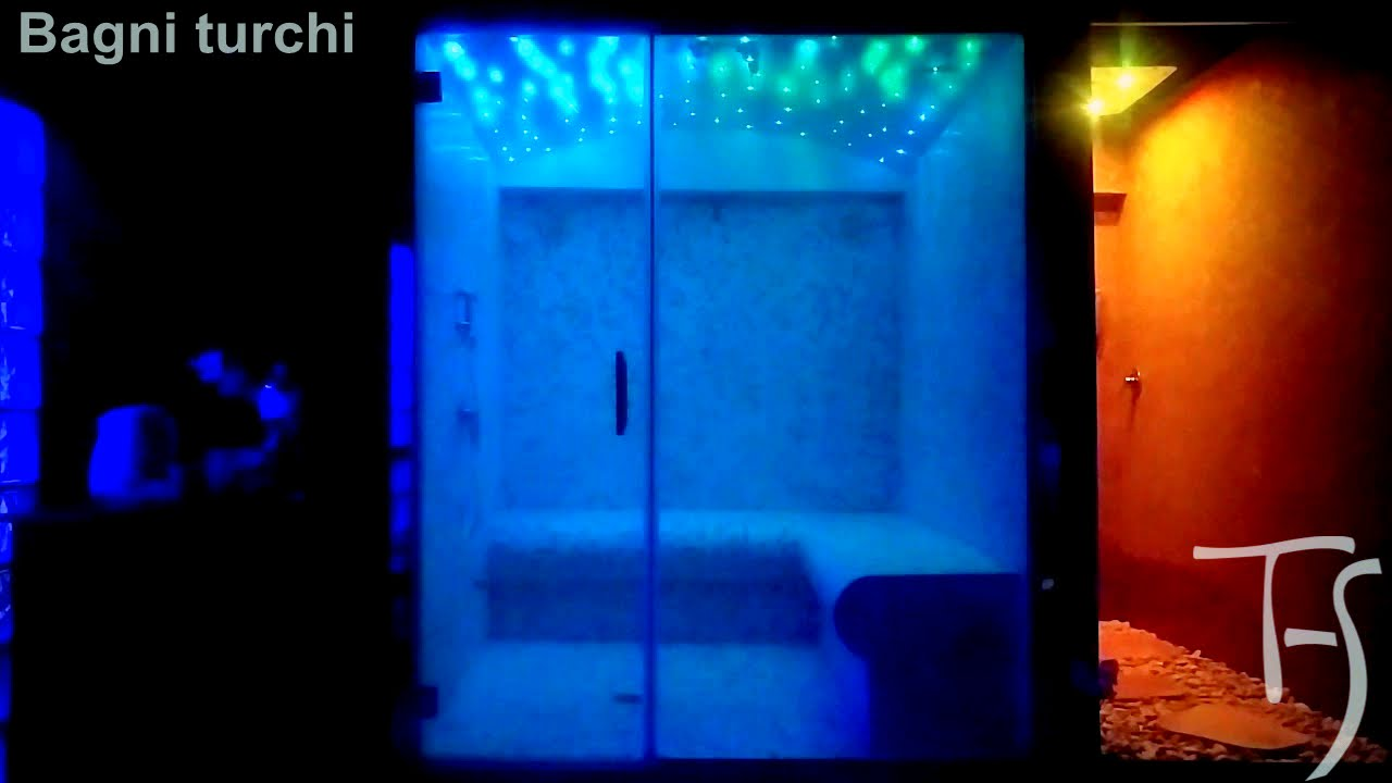 Bagno turco in casa - YouTube