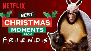 Friends | Best Christmas Scenes | Netflix India