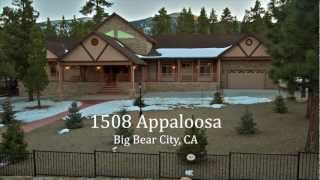 Video Tour of 1508 Appaloosa, Big Bear City, CA, Real Estate