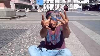Malabares catrachos: malabareando en Tegucigalpa 21 12 2014