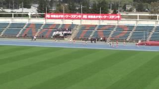 水戸地区女子4X100mR 決 勝 4月22日 1着 5レーン 51.44 水戸商 / 茨 城 [11...
