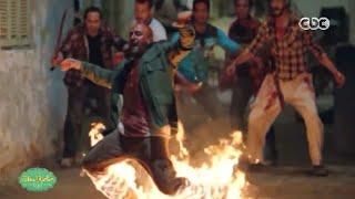 السقا: «النار ولعت فيا بجد في إبراهيم الأبيض» (فيديو)