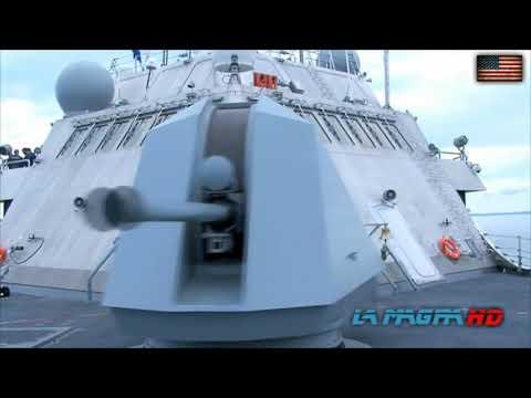 USS Freedom Class (LCS-1) Littoral Combat Ship